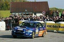 ADAC Rallye Masters - Kn�bel gewinnt zur 3-St�dte-Rallye: Porsche-Doppelsieg beim Finale
