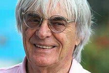 Formel 1 - Zukunft fraglich: Ecclestone im Zweifel �ber Barcelona