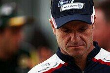 Formel 1 - Dann wird es eine gro�e Abschiedsparty geben: Barrichello freut sich auf das Leben nach der F1