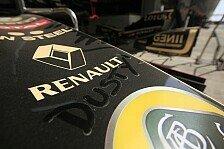 Formel 1 - Da kommt definitiv noch mehr: Renault: Bis Kanada zu 100% konkurrenzf�hig