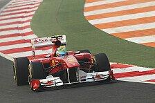 Formel 1 - D'Ambrosio sorgt f�r rot: 2. Training: Massa f�hrt an die Spitze
