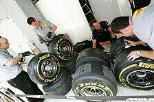 Formel 1 - Sicherheit oder Risiko: War Pirelli f�r Indien zu konservativ?