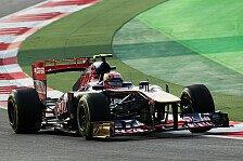 Formel 1 - Telemetriedaten als Beweis: Alguersuari entgeht Strafe