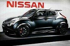 Auto - Kreuzung aus Crossover Juke und Sportwagen GT-R : Nissan enth�llt den Juke-R
