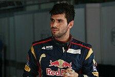 ADAC GT Masters - Von Toro Rosso zu Mercedes: Ex-Formel-1-Pilot Jaime Alguersuari am Start