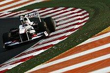 Formel 1 - J�ger und Gejagte: Sauber: Gibt alles im Kampf um Platz sechs