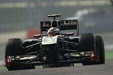 Formel 1 - Beim ersten Stopp war alles gelaufen: Petrovs Fingerprobleme kosteten Punkte