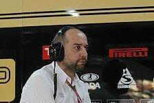 Formel 1 - Vom Gesch�ftsmann zum F1-Teamchef: Lopez: Vorne dabei sein, ist alles