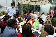Formel 1 - Force India verlegt den Dezember vor: Mallya: Fahrerentscheidung noch vor Abu Dhabi