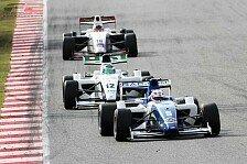 Formel 2 - Bacheta gewinnt Auftakt in Silverstone