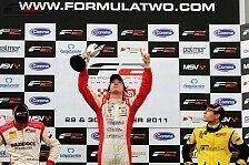 Formel 2 - Bortolotti-Festspiele in Barcelona