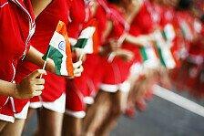 Formel 1 - Bernie klug genug, um Potenzial zu erkennen: Mallya: Indien GP hat langfristige Zukunft