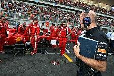 Formel 1 - M�des Designgenie: Marko: Irrwitziges Ferrari-Angebot f�r Newey