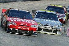 NASCAR - Carl Edwards bleibt Tabellenf�hrer: Tony Stewart gewinnt Martinsville-Krimi