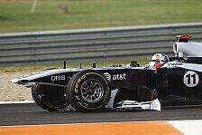 Formel 1 - Ver�nderungen am Unterboden zahlten sich aus: Mark Gillan