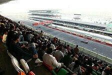 Formel 1 - Bilder: Indien GP - Rennen