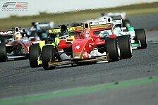 Formel 2 - Siege am laufenden Band : R�ckblick 2011: Mirko Bortolotti nicht aufzuhalten