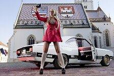 Auto - Bilder: Miss Tuning Kalender 2012