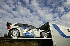 WRC - Sainz-Comeback ein Traum: Video - Nissens Ziel: Vettel als VW-Testpilot
