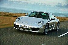 Auto - US-Premiere des neuen 911 Carrera und eine Weltpremiere: Porsche auf der Los Angeles Auto Show 2011