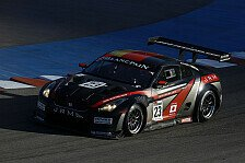 Blancpain GT Serien - Rennsieg f�r Buurman/Pastorelli: Luhr und Krumm sind Weltmeister