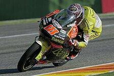 Moto3 - Den Blick immer nach vorn gerichtet: Jorge Martinez