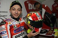MotoGP - Tr�nen gelacht, dann einfach weiter geweint: Rossi froh �ber Feier f�r Simoncelli