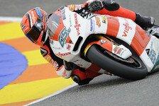 Moto2 - Trotzdem gl�cklich: Bradl: Rennen locker angegangen