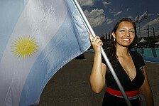 MotoGP - Gute Arbeit an der Strecke: Ezpeleta sichert Argentinien-Rennen 2014