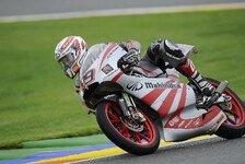 Moto3 - Testeinsatz fraglich: Danny Webbs Equipment verschwunden