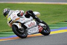 Moto3 - So ist das im Rennsport: Cortese: Leider hat es nicht geklappt