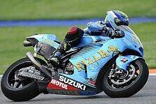 MotoGP - Der n�chste Schritt zur R�ckkehr: Suzuki m�chte 2013 offiziell mittesten