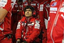MotoGP - Ducati war 2011 am Limit der Anpassungen: Preziosi: Bringen Referenz-Bike nach Sepang