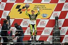 Moto3 - Spanische Freude