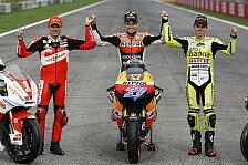 MotoGP - Au�ergew�hnliche Kulisse: FIM Gala 2012 in Monte Carlo