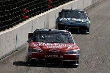 NASCAR - Edwards und Stewart trennen noch drei Punkte: Tony Stewart setzt seine Siegesserie in Texas fort