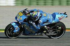 MotoGP - Vertrag nur f�r 2014 gen�gt nicht: Ezpeleta fordert langfristige Suzuki-R�ckkehr