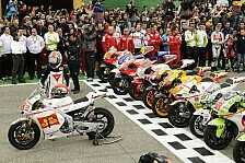 MotoGP - Toseland half mit: Video - The Rainband spielt f�r Marco Simoncelli