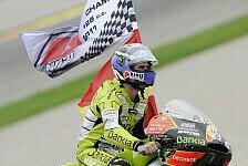 Moto3 - Es klang seltsam, aber wundervoll: Nico Terol