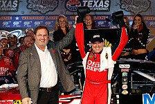 Formel 1 - �rger �ber Terminkollision: Texas-Motor-Speedway-Chef nennt Ecclestone d�mlich