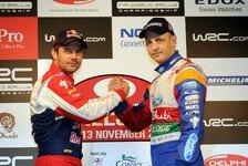 WRC - Viele Ver�nderungen: Monte Carlo mit starkem Starterfeld