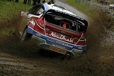 WRC - Latvala kommt immer n�her: Wales: Loeb f�hrt nach Tag zwei