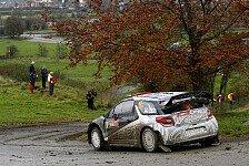 WRC - Solberg gibt nach Feuer auf: R�ikk�nen in Wales nicht mehr am Start