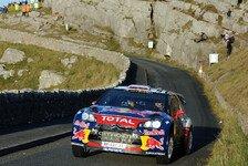 WRC - Auf Best�tigung warten: Loeb sieht sich noch nicht als Weltmeister