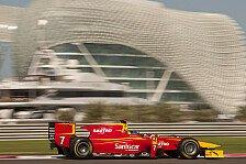 GP2 - Viele Dreher im W�stenstaat: Fabio Leimer holt Pole in Abu Dhabi