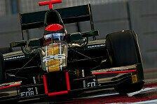 GP2 - Varhaug erh�lt iSport-Chance: Rossi & Foresti testen f�r Caterham