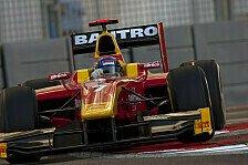 GP2 - Souver�ner Sieg: Fabio Leimer gewinnt Hauptrennen in Abu Dhabi