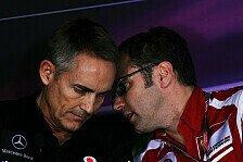 Formel 1 - Domenicali & Whitmarsh m�ssen schwitzen: Blog: Teamchefs auf dem hei�en Stuhl