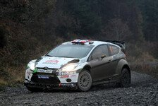 WRC - Das f�hlt sich fantastisch an: Wales: �stberg will um Podest k�mpfen