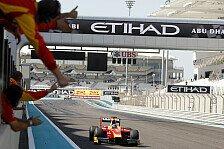 GP2 - Abu-Dhabi-Sieg ebnete den Weg: Leimer f�hrt 2012 f�r Racing Engineering